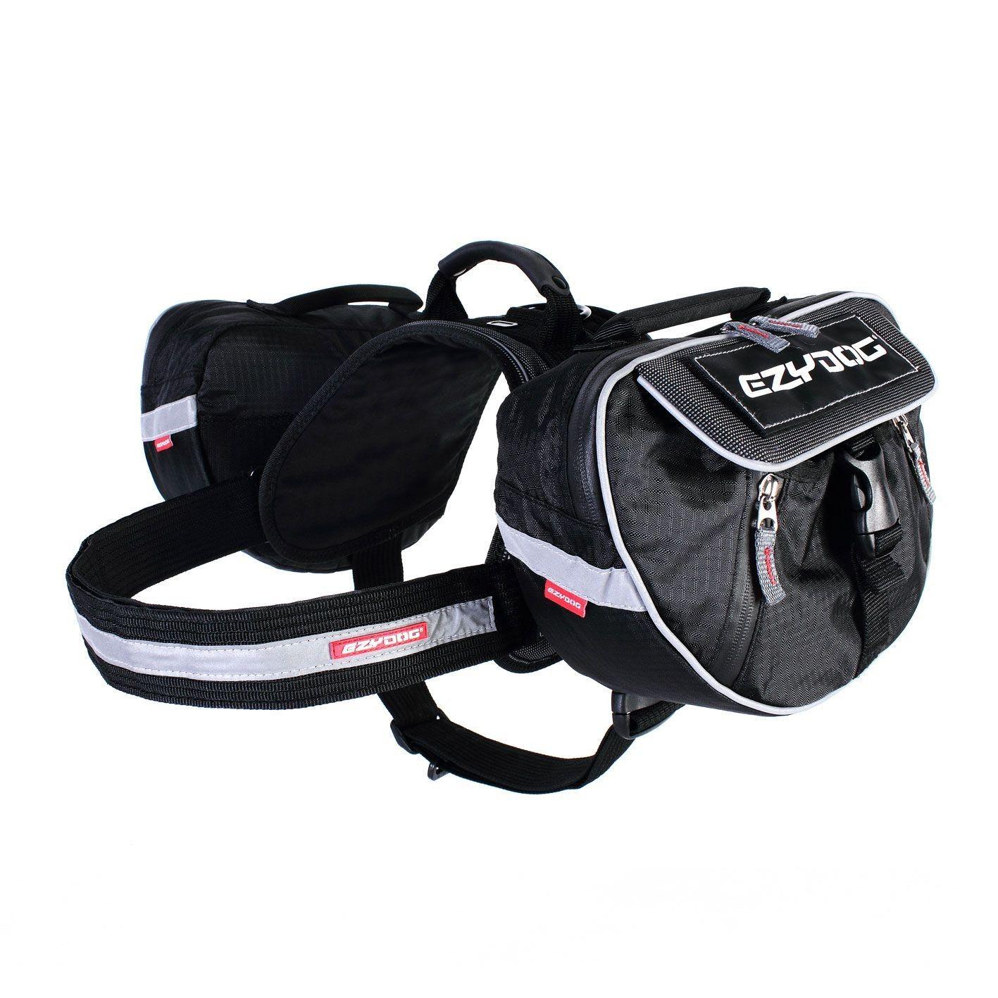 Convert Saddle Bags